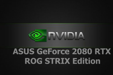 ASUS GeForce 2080 RTX