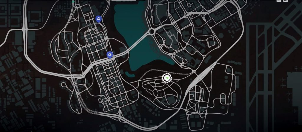 Need For Speed Payback Chevrolet Bel Air Derelict Parts Location Guide