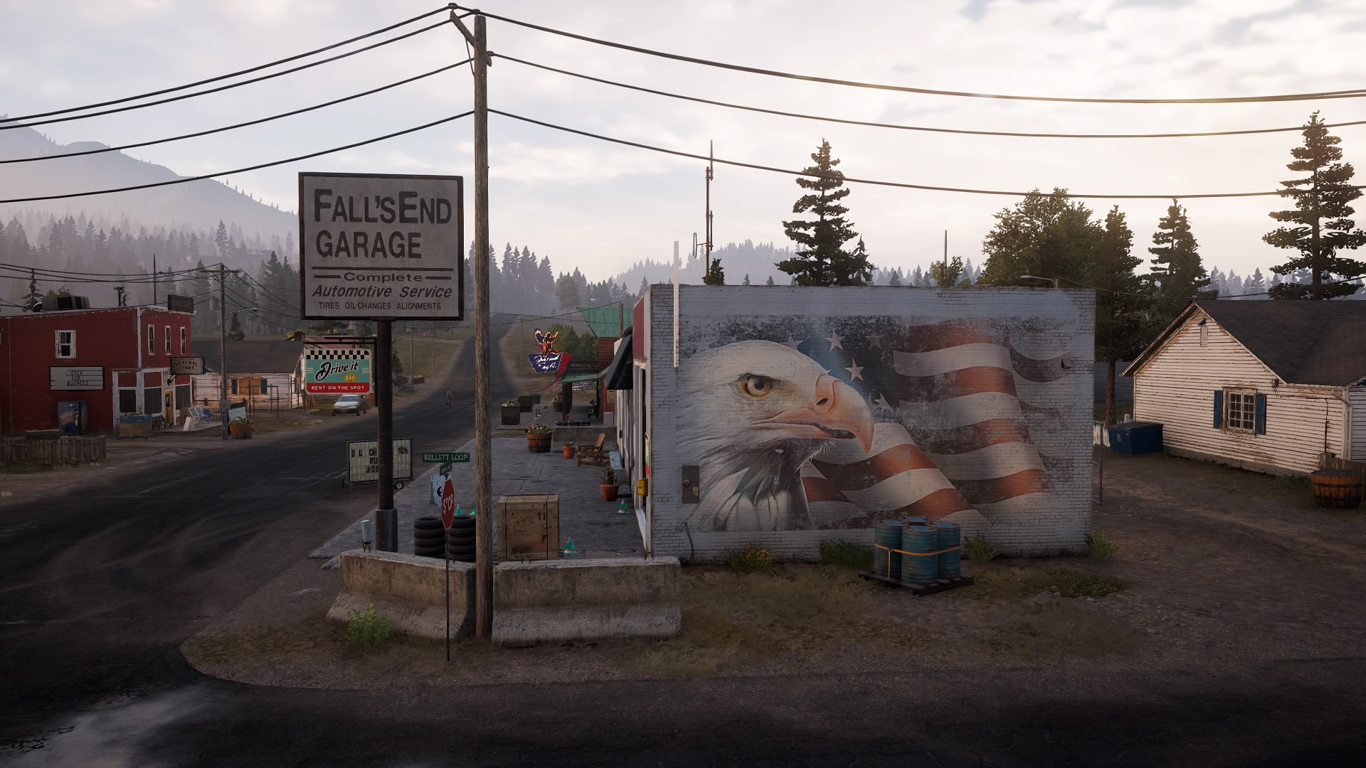 Far Cry 5 Johns Region Pictures To Pin On Pinterest: Far Cry 5 Holland Valley Walkthrough Guide