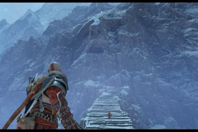 God of War The Mountain Collectible Locations Guide