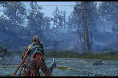 God of War Foothills Collectible Locations Guide