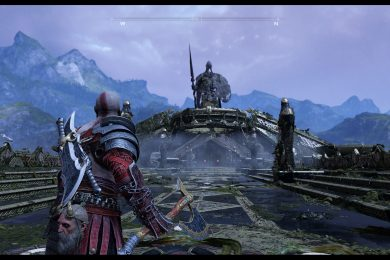 God of War Tyr's Temple Collectible Locations Guide