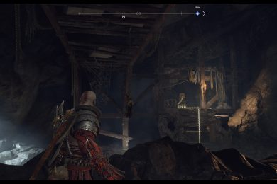 God of War Völunder Mines Collectible Locations Guide