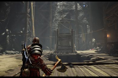 God of War Landsuther Mines Collectible Locations Guide