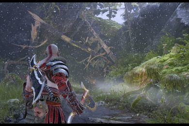 God of War Fafnir's Storeroom Collectible Locations Guide