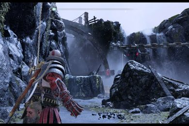 God of War Stone Falls Collectible Locations Guide