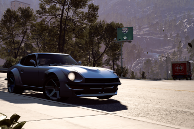 Need For Speed Payback - Nissan 240ZG Derelict Parts Location Guide