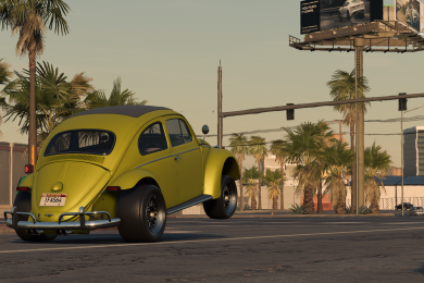 Need For Speed Payback - 1963 VW Beetle Derelict Parts Location Guide