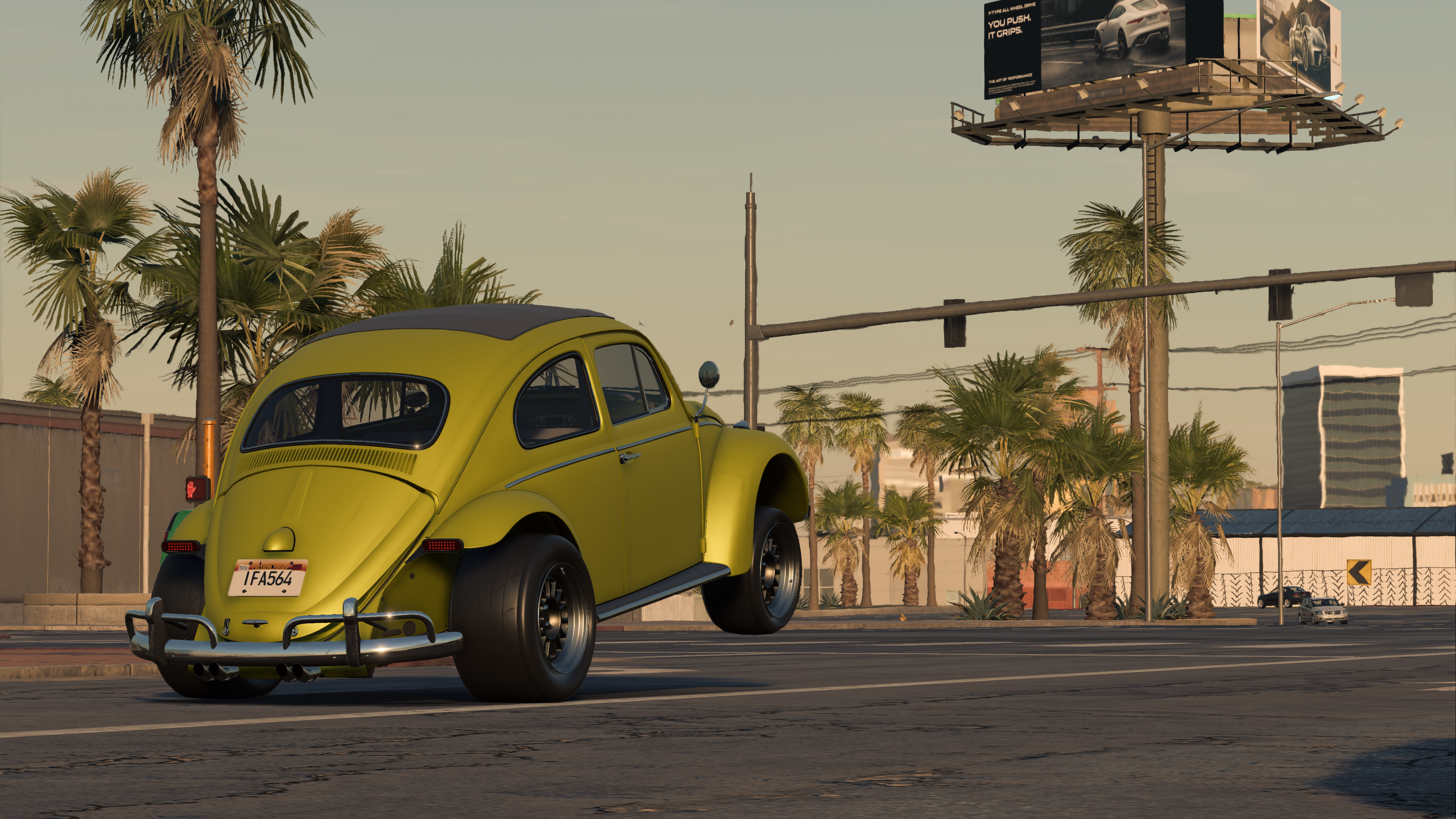 Need for speed payback 1963 vw beetle derelict parts location guide