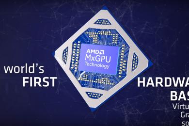 MxGPU Technology