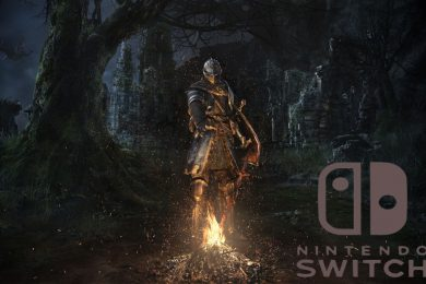 dark souls remastered nintendo switch version