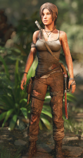 Wallpaper Daily Post Rise Of The Tomb Raider All Outfits