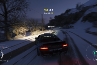 Forza Horizon 4 Drifting Guide