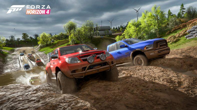 Forza Horizon 4 January Update