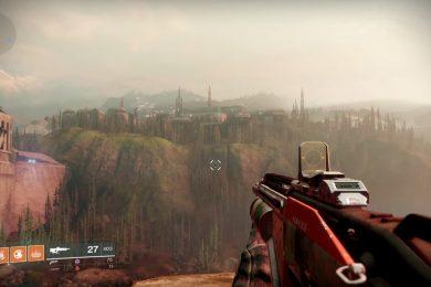 Destiny 2: Forsaken All EDZ Wanted Bounties Guide