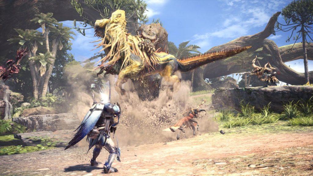 Monster Hunter: World (PC)