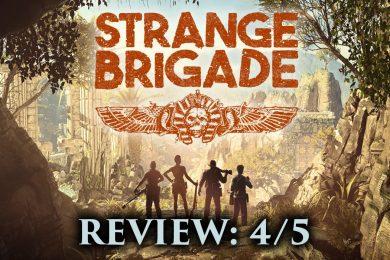 Strange Brigade Review
