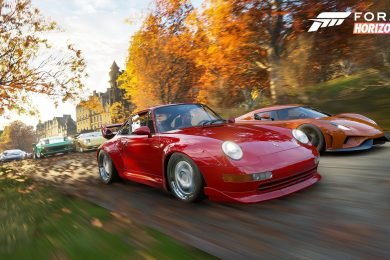Forza Horizon 4 Update 6