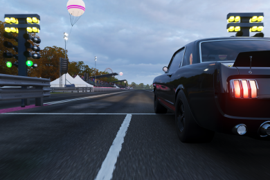 Forza Horizon 4 Drag Launch Control Guide