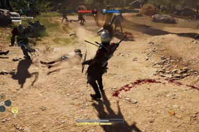 Assassin's Creed Odyssey Region Battles Guide