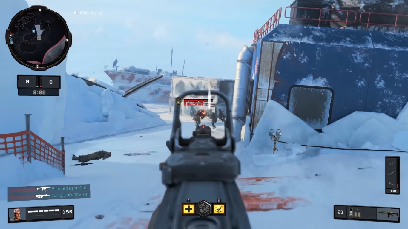 Call of Duty: Black Ops 3 III | BO3 - Perks List