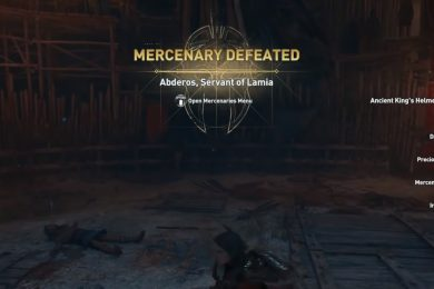 Assassin's Creed Odyssey Mercenary Guide
