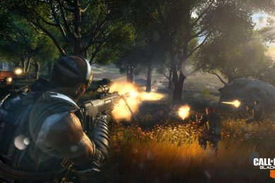 Call of Duty Black Ops 4 Blackout Perks Guide