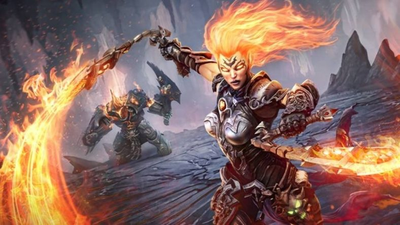Armageddon Mode Darksiders III