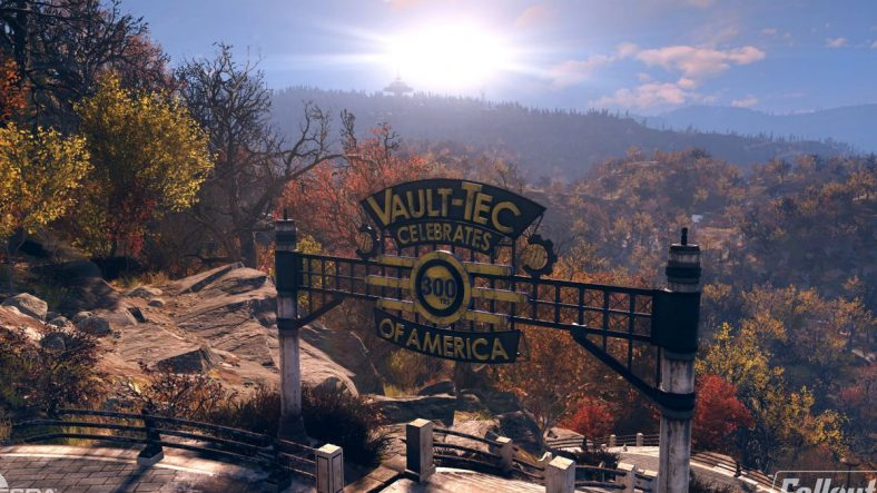 Fallout 76 The Forest Magazine Locations Guide All Magazines Foun