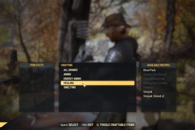 Fallout 76 Chemistry Guide