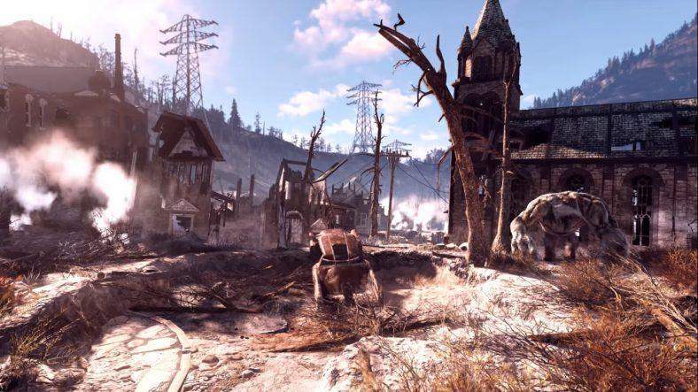 Fallout 76 Beginner's Guide