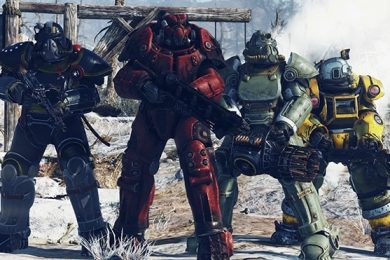 Fallout 76 Power Armor Guide
