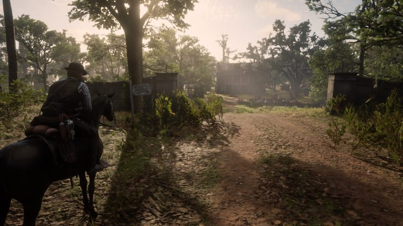 Red Dead Redemption 2 Sasquatch Easter Egg Where To Find