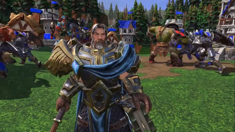 58e910fbb83a Blizzard Entertainment has announced that there are no plans for Warcraft 4  at this point and the developers focus is on the upcoming remaster Warcraft  III  ...