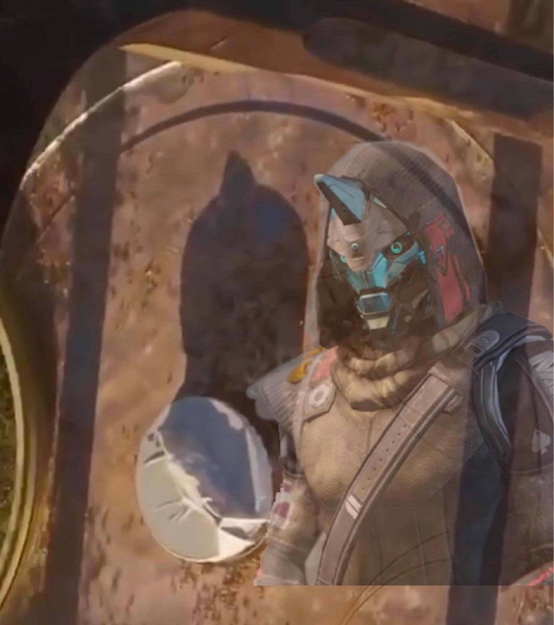 Destiny 2 Cutscene Cayde-6