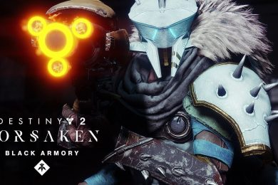 Destiny 2 Black Armory Gofannon Forge Guide