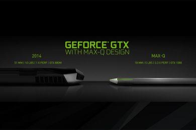 Nvidia RTX 2070 Max-Q