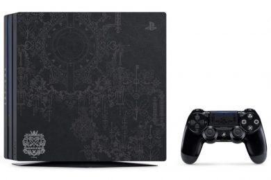 Kingdom Hearts III PlayStation 4 Pro