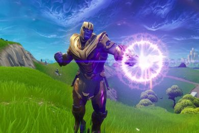 Thanos Return to Fortnite