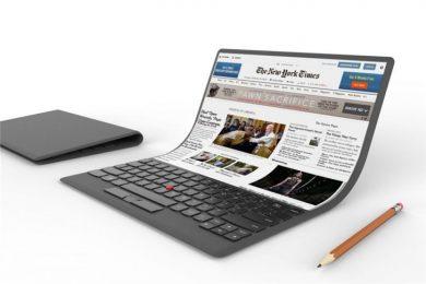 Foldable Microsoft Surface
