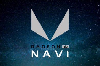 7nm AMD Navi Graphics Cards