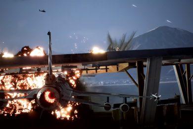 Ace Combat 7 Launch Trailer