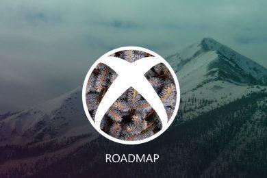 Xbox Roadmap