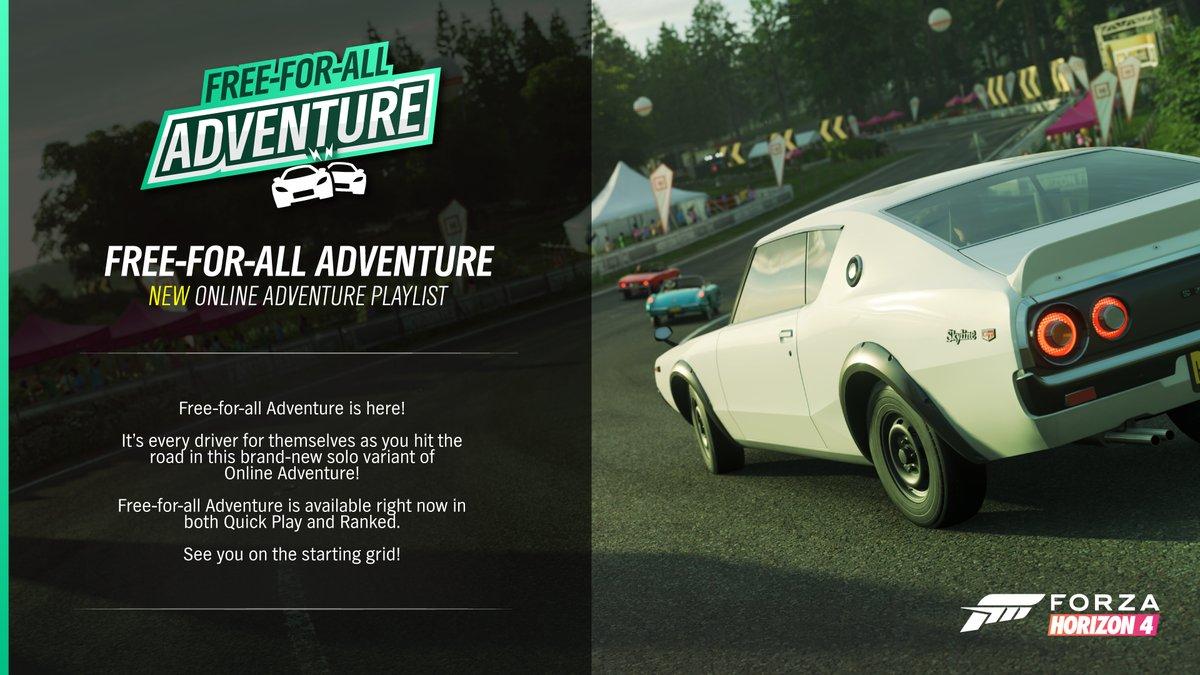 Mitsubishi Forza Horizon 4