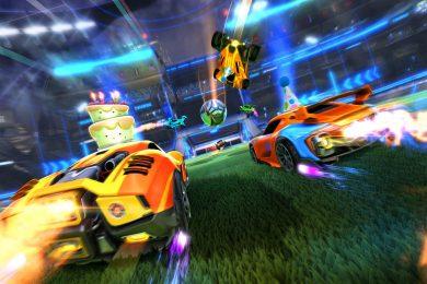 Rocket League Cross Play