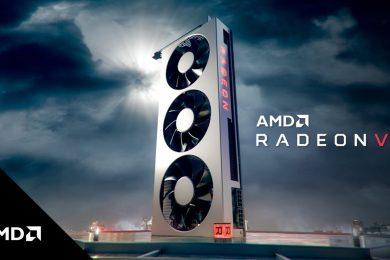 AMD Radeon VII Supply
