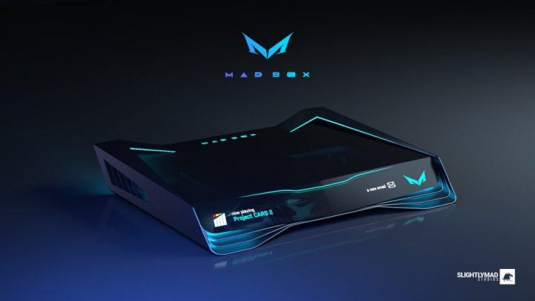 New Mad Box Design