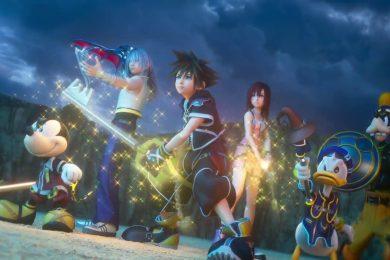 Kingdom Hearts 3 UK Sales