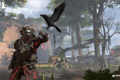 Flying Creatures Apex Legends