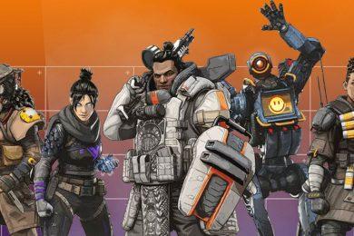 New Gun Apex Legends